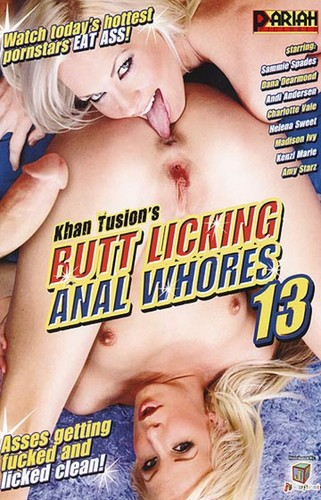Butt Licking Anal Whores #13 DVDRip